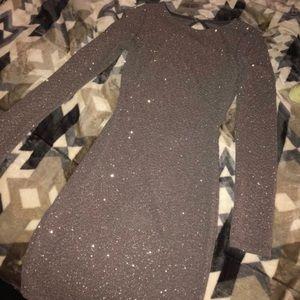NYE Glitter Dress